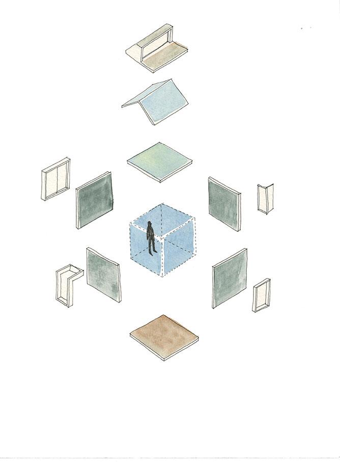 5+1 Architectural elements