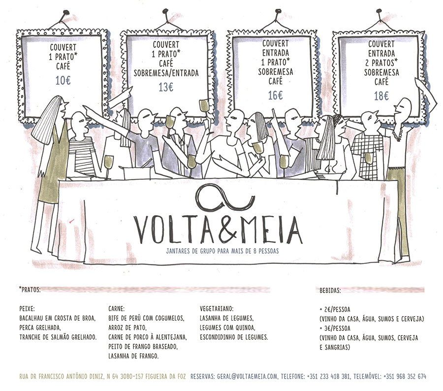 Volta&Meia